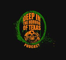 Deep in the Halloween of Texas Podcast Unisex T-Shirt
