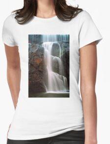 0326 McKenzie Falls  Womens Fitted T-Shirt