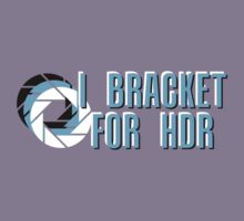 I BRACKET FOR HDR by Stephen Mitchell