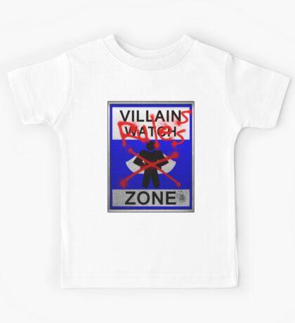 Villains Rules!  Kids Tee