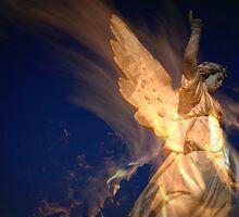 Uri'el, Angel of the Apocalypse by Ben Loveday