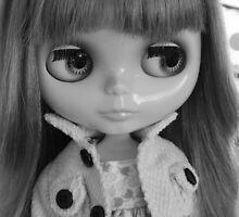 Black & White Blythe by Sophie Pittaway