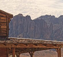 Superstitions from Goldfield HDR by DeNuni