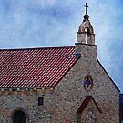 Old Stone Church by Lisa Holmgreen