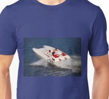 Damn the torpedo's full speed ahead.... Unisex T-Shirt