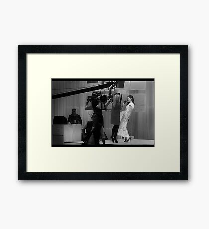Hathaway Framed Print