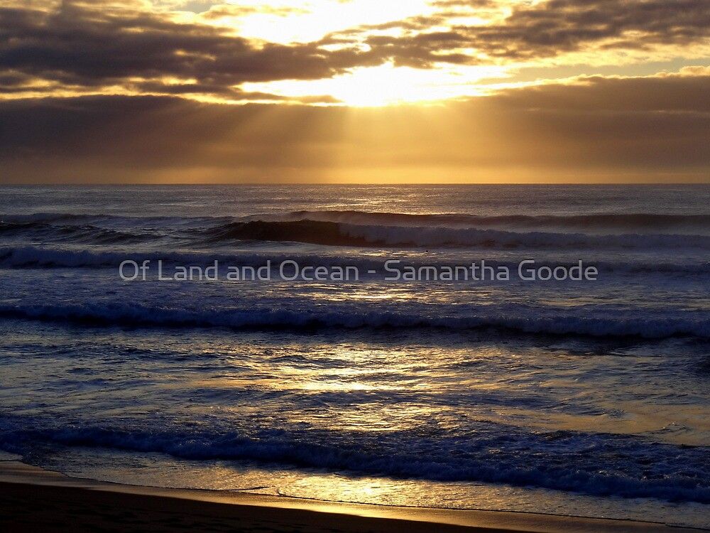 Days Like This by Of Land & Ocean - Samantha Goode