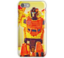 Sandstorm Portrait iPhone Case/Skin