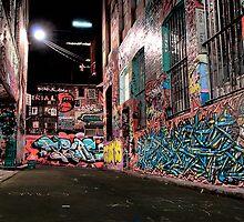 Street Art by Andrew Dickman