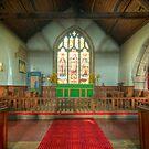 St Michael's Church Alter by John Hare