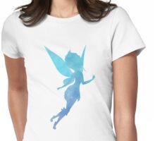 Periwinkle Womens Fitted T-Shirt