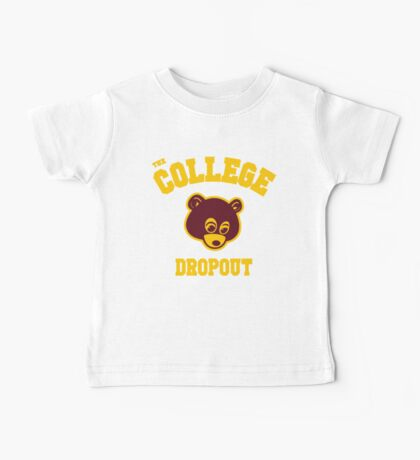 Bear Dropout Baby Tee