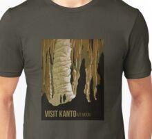 Visit Kanto,  Pokemon Poster Mt. Moon Unisex T-Shirt