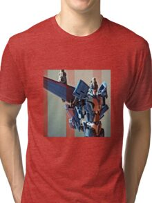 Thundercracker Portrait Tri-blend T-Shirt