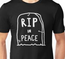 RIP in PEACE Unisex T-Shirt