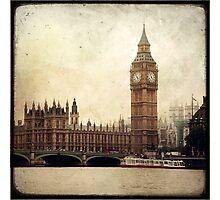 Big Ben Photographic Print