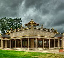 Kadampa World Peace Temple by Jamie  Green