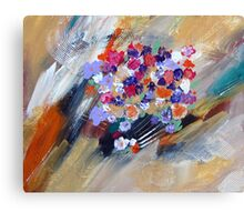 Flowering Canvas Print