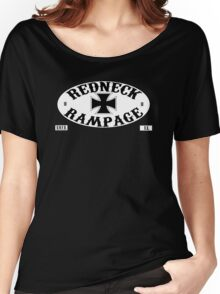 redneck rampage logo 2 Women's Relaxed Fit T-Shirt