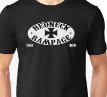 redneck rampage logo 2 Unisex T-Shirt