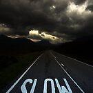 Slow Road to Skye by Jill Fisher