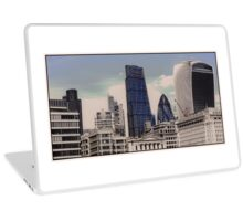 City of London Skyline Laptop Skin