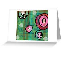 Lin Greeting Card
