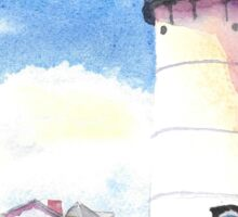 Marthas Vineyard Lighthouse  Sticker