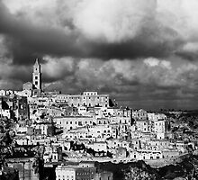 Matera, Italy by julianhbarnes