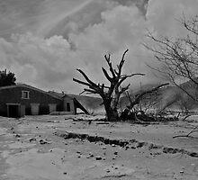 Dust Storm by julianhbarnes