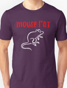 Funny Mouse Unisex T-Shirt