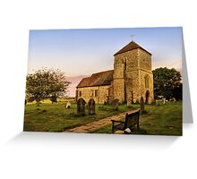 Kenardington Church Greeting Card