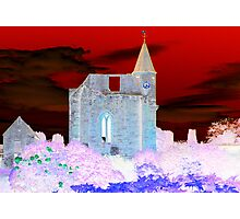 Fortrose Cathedral Photographic Print
