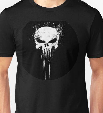 skulls pattern Unisex T-Shirt