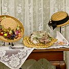 Victorian Hats by Linda Gregory