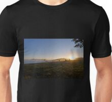 """""""The Best Time Of Day"""", Yarra Valley, Victoria, Australia Unisex T-Shirt"""