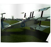 Sopwith LC-1T Triplane Poster