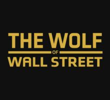 THE WOLF OF WALL STREET SCORSESE DICAPRIO STOCKS Kids Clothes
