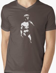 David Mens V-Neck T-Shirt