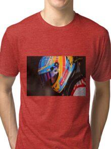 Fernando Alonso Tri-blend T-Shirt