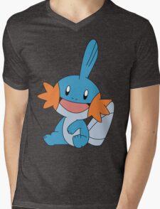 Mudkip Mens V-Neck T-Shirt