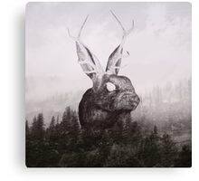 the escape Canvas Print