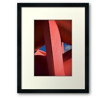 Modern Sky Framed Print