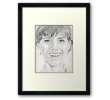 La Mamma Framed Print