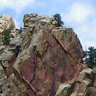 Eldorado Canyon State Park by Bernie Garland
