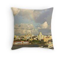 Rise And Shine San Juan Throw Pillow