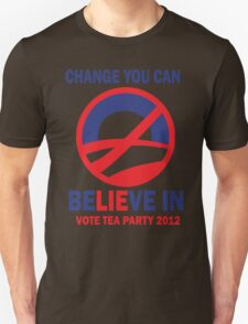 Anti-Obama Shirt Unisex T-Shirt