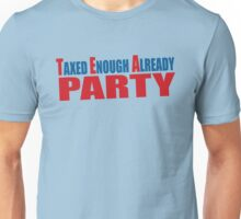 Tea Party Shirt Unisex T-Shirt