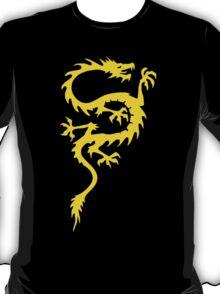 CHINESE DRAGON cool oriental asian kung fu T-Shirt