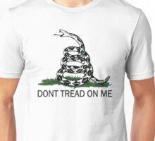Don't Tread On Me Shirt Unisex T-Shirt